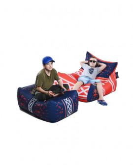 Sitzsäcke SET Lounge XXL Bird | Wegett