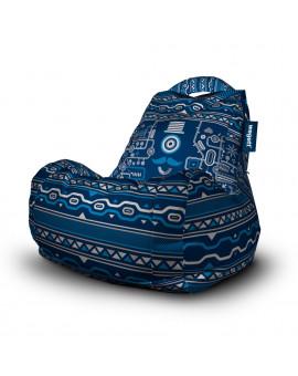 Sitzsäcke Classic Urban Blue | Wegett
