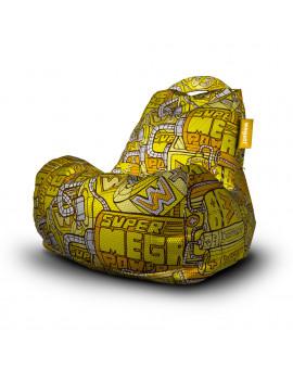 Sitzsäcke Classic Energy Yellow | Wegett