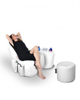 Sitzsäcke SUPER SET Classic mit Taschen | Wegett