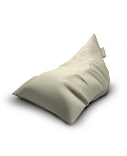 Sitzsäcke Triangle Lace Ivory | Wegett