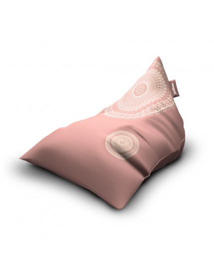 Sitzsäcke Triangle Lace Old Pink | Wegett