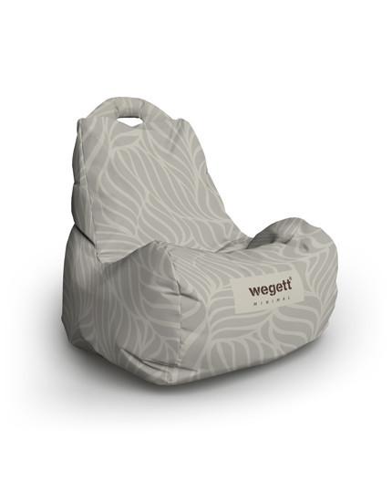 Sedací vak Classic Minimal Shells | Wegett