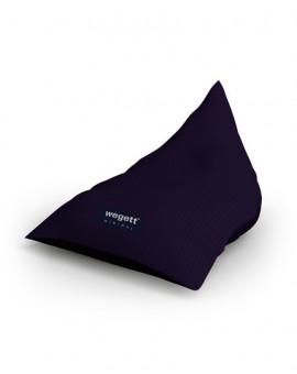 Sedací vak Triangle Minimal Navy | Wegett