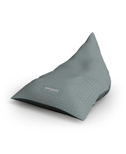Sitzsäcke Triangle Minimal Geometric | Wegett