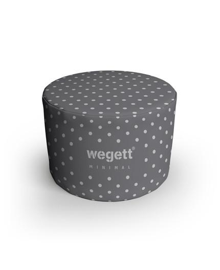 Sedací vak Taburet Minimal Dott | Wegett