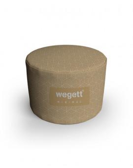 Sedací vak Taburet Minimal Honey | Wegett