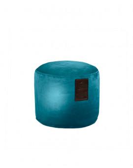 Sedací vak Taburet Luxury Blue | Wegett
