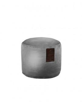 Sedací vak Taburet Luxury Grey | Wegett