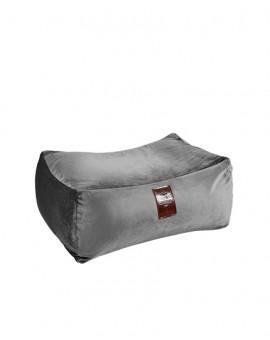 Sedací vak Taburet XXL Luxury Grey | Wegett