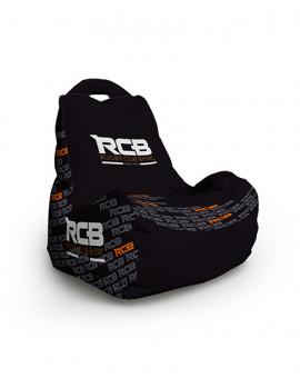Sedací vak Classic RCB Black | Wegett