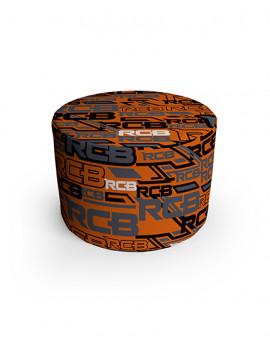 Sitzsäcke Hocker RCB Orange | Wegett