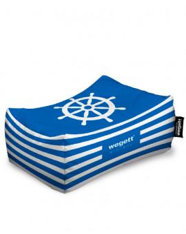 Taburet XXL Lounge Minimal Yacht | Wegett