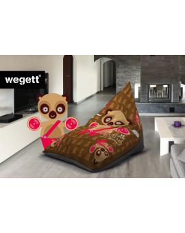 Sitzsäcke Triangle Bear | Wegett