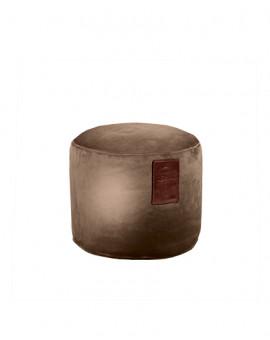 Sedací vak Taburet Luxury Brown | Wegett