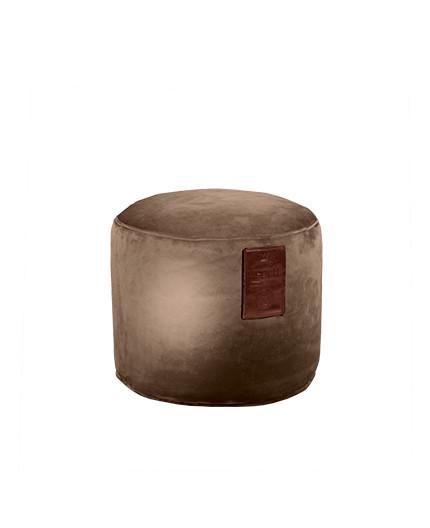 Sedací vak Taburet Luxury Brown   Wegett