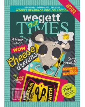Sedací vak Triangle Mouse | Wegett