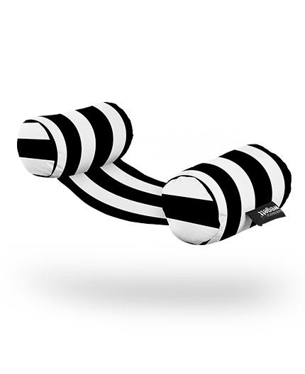 Armlehnen Minimal Zebra