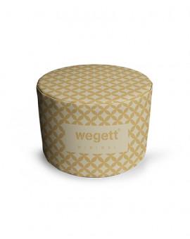 Sedací vak Taburet Minimal Home Sand | Wegett