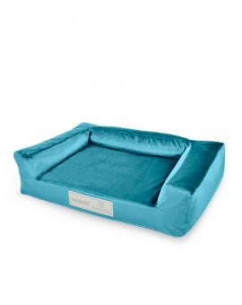 Psí pelíšek Luxury Blue