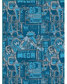 Sedací vak Classic Energy Blue | Wegett