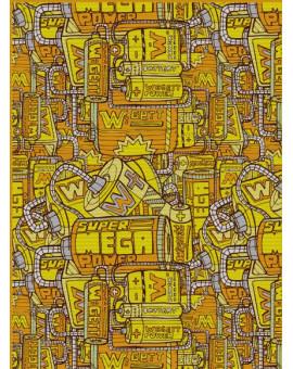 Sitzsäcke Triangle Energy Yellow | Wegett