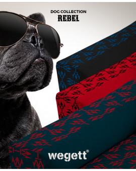 Hundebett Rebel Blue