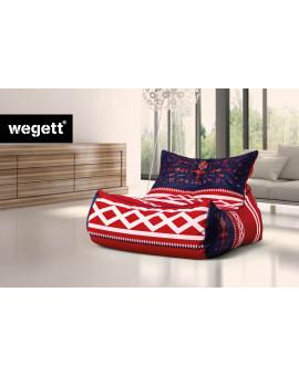 Sedací vak Lounge XXL Blue | Wegett