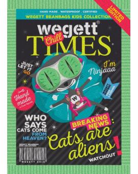 Sedací vak Simple Cat | Wegett