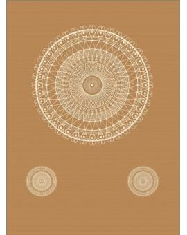 Sedací vak Simple Lace Sand | Wegett