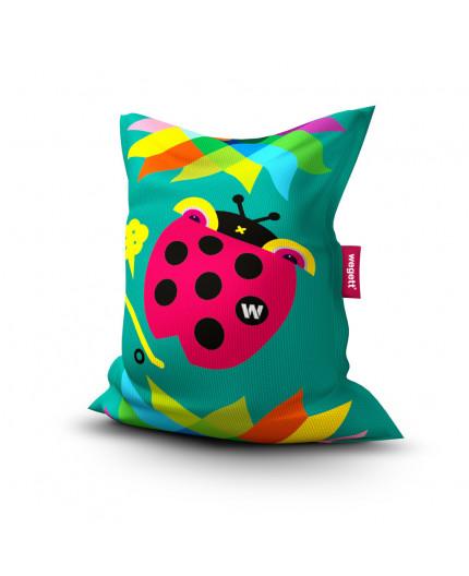 Sedací vak Simple Ladybug | Wegett