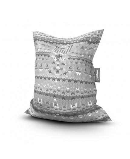 Sitzsäcke Simple Sweather Grey | Wegett