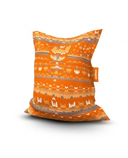 Sedací vak Simple Sweather Orange | Wegett