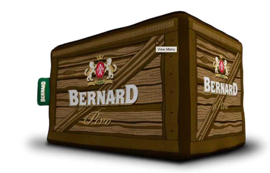 Bernard - sedací vak od Wegett