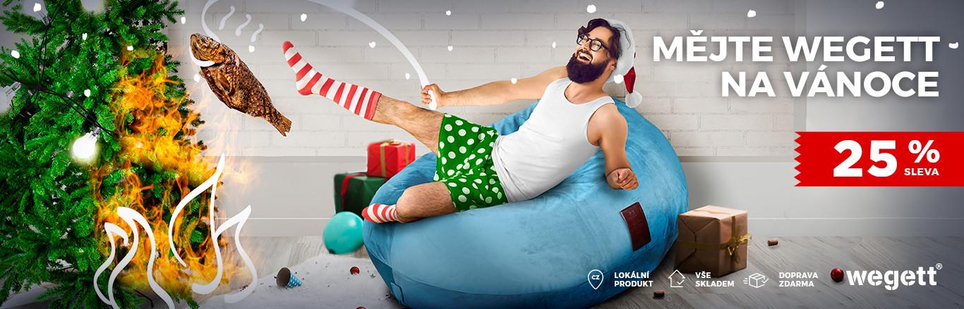 Wegett Vánoce Sleva